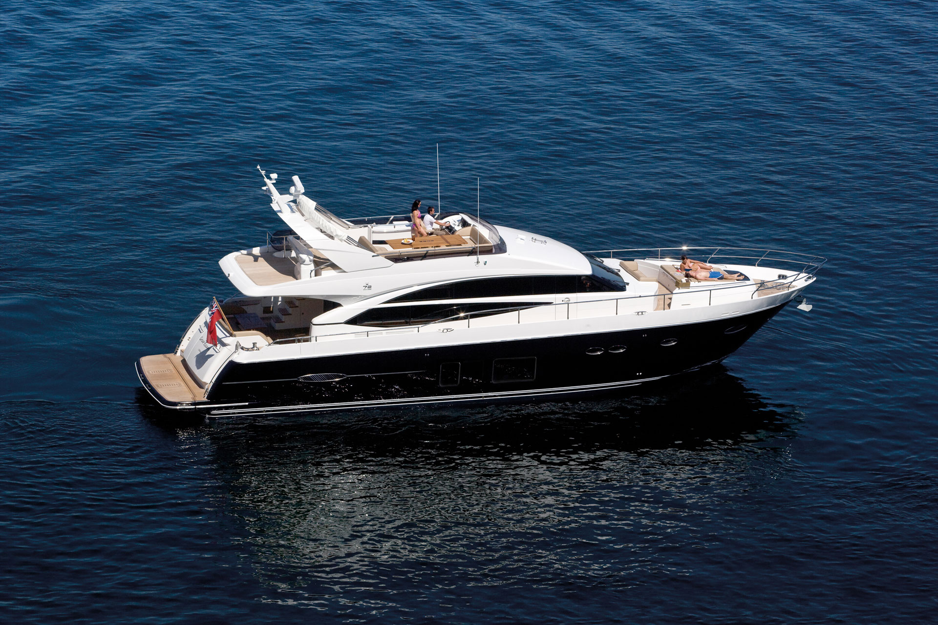 princess 72 motor yacht princess yachts west sweden